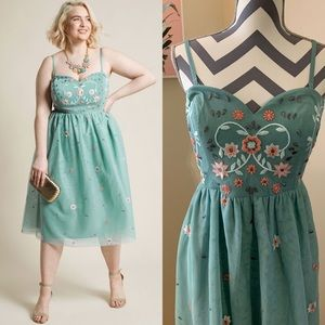 ModCloth Couth And Charismatic Dress